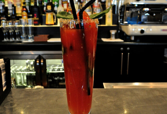 Quarter Bloody Mary