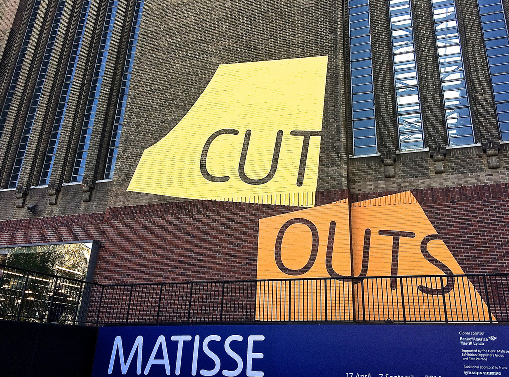 Matisse cut-outs – a don't miss exhibition