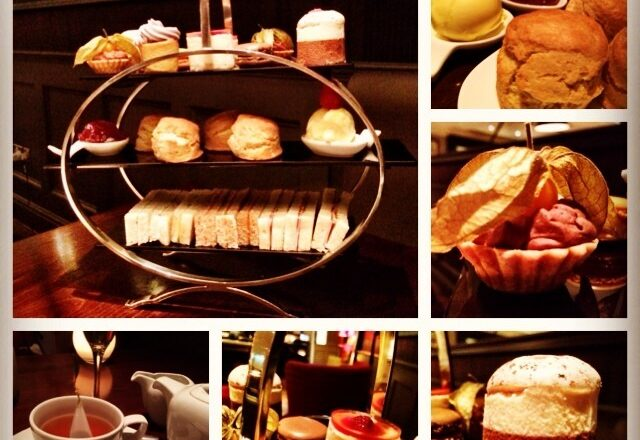 Show mum you care this Mother's Day with Afternoon Tea Quarter Bar and Lounge  – top it up with champagne for that extra treat!