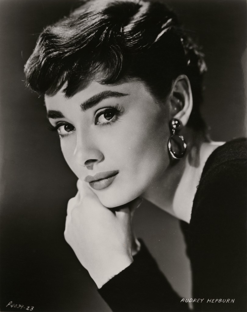 Audrey Hepburn by Bud Fraker, for Sabrina Paramount Pictures, 1954. Copyright: Paramount Pictures