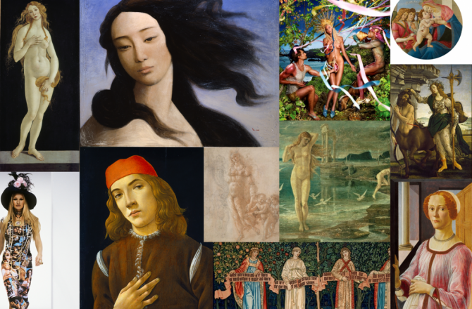 Coming Soon at the V&A Botticelli Reimagined