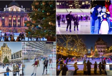 Take to the Ice this winter in London!