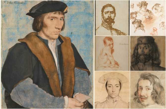 Encounter: Drawings from Leonardo to Rembrandt