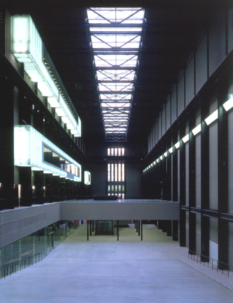 Turbine Hall Tate Modern