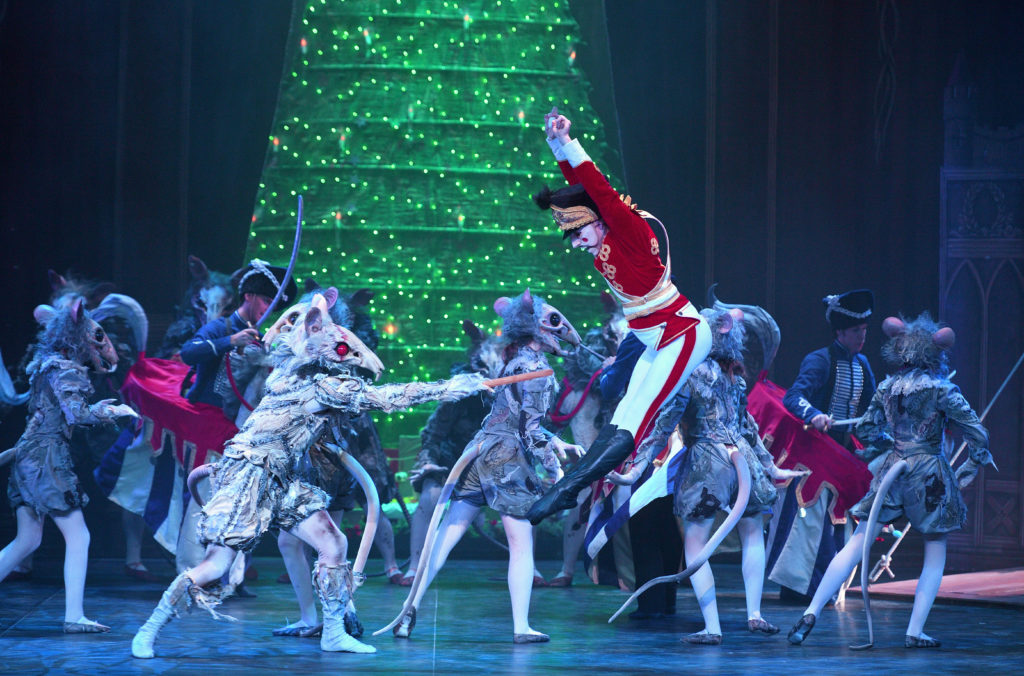 English National Ballet's Nutcracker (C) Laurent Liotardo