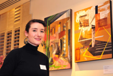 Who's who at OPEN at London Bridge Hotel: Gail Seres-Woolfson