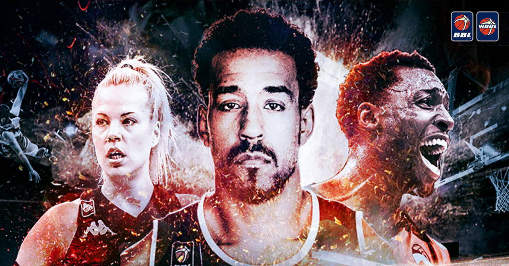 O2 British Basketball Playoff 2019